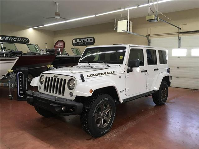 2018 Jeep Wrangler JK Unlimited Sport (Stk: N18-112) in Nipawin - Image 1 of 10