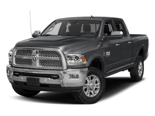 New 2018 RAM 2500 Laramie Laramie - Nipawin - Nipawin Chrysler Dodge