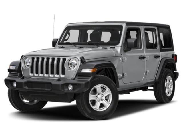 2019 Jeep Wrangler Unlimited Sahara (Stk: T19-108) in Nipawin - Image 1 of 1