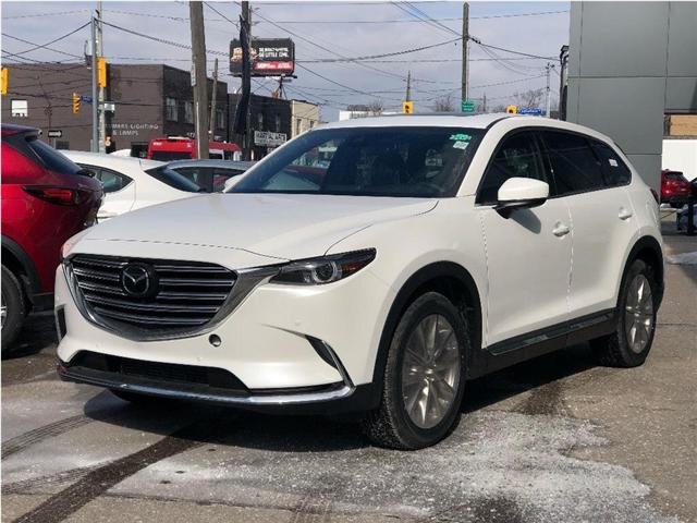 2019 Mazda CX-9 GT (Stk: 19160) in Toronto - Image 1 of 15