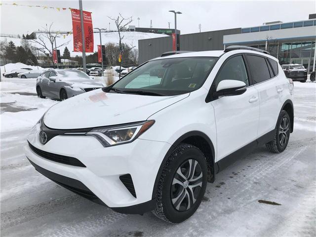 2017 Toyota RAV4 LE (Stk: P549201) in Saint John - Image 1 of 32
