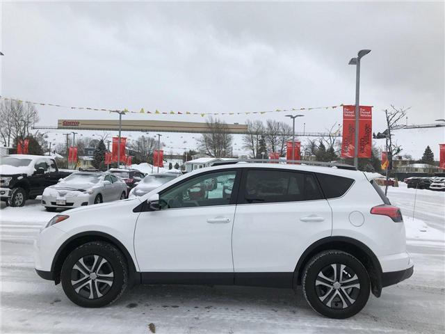 2017 Toyota RAV4 LE (Stk: P549201) in Saint John - Image 2 of 32