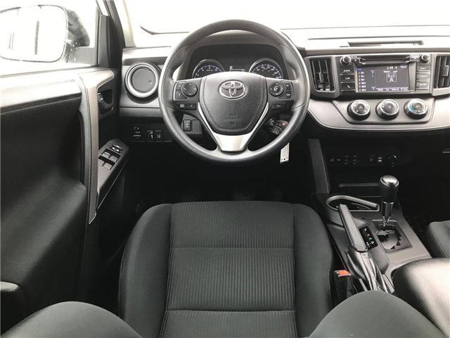 2017 Toyota RAV4 LE (Stk: P549201) in Saint John - Image 14 of 32