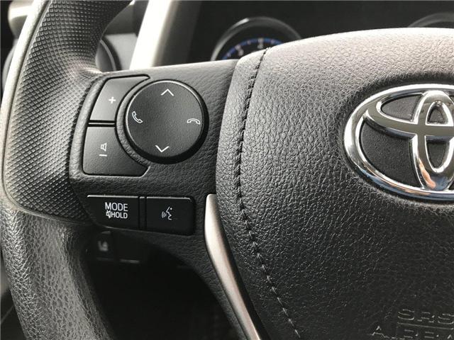2017 Toyota RAV4 LE (Stk: P549201) in Saint John - Image 18 of 32