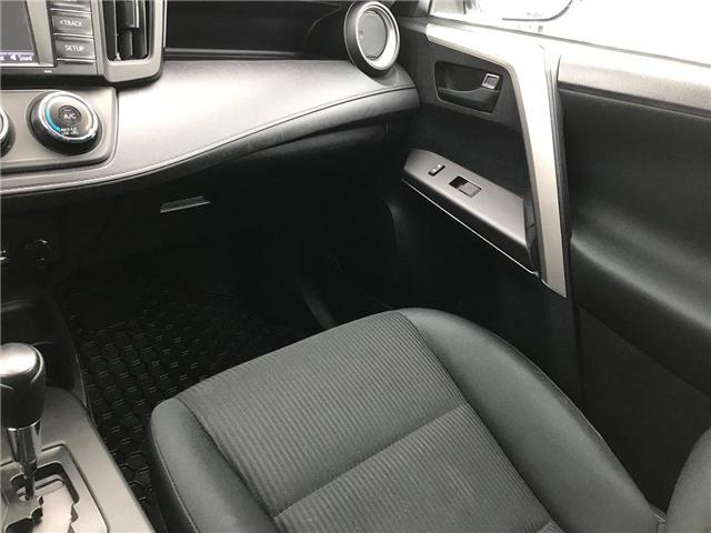 2017 Toyota RAV4 LE (Stk: P549201) in Saint John - Image 24 of 32