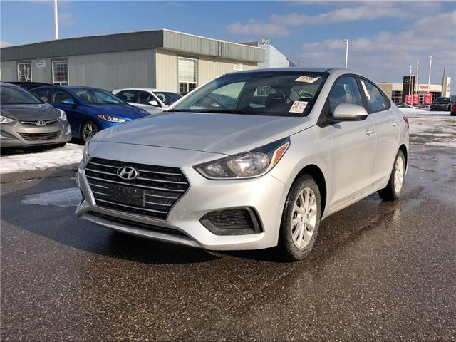 2018 Hyundai Accent GL (Stk: 3954) in Brampton - Image 1 of 15