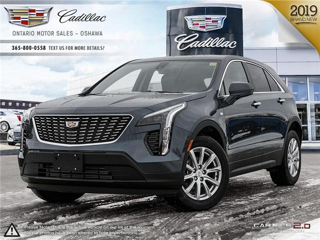 2019 Cadillac XT4 Luxury (Stk: 9163395) in Oshawa - Image 1 of 19