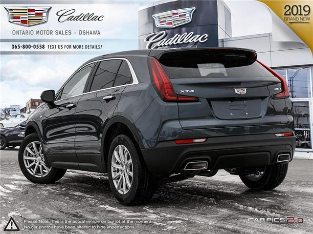 2019 Cadillac XT4 Luxury (Stk: 9163395) in Oshawa - Image 4 of 19