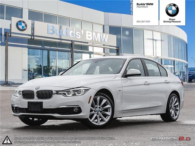 2016 BMW 328d xDrive (Stk: B43762A) in Hamilton - Image 1 of 27