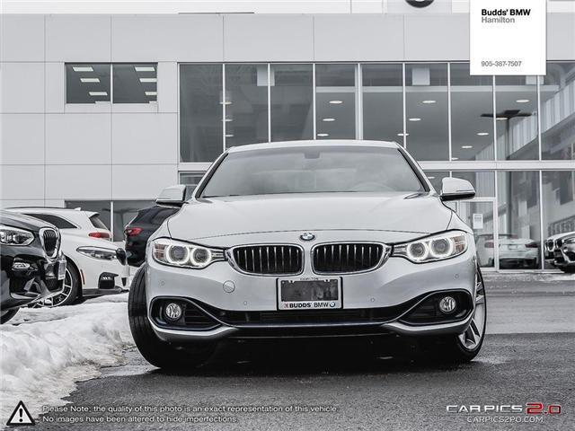 2015 BMW 428i xDrive (Stk: DH3132) in Hamilton - Image 2 of 26