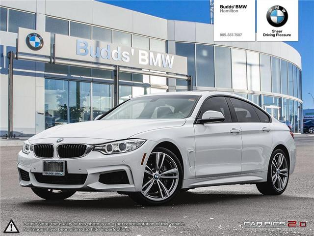 2015 BMW 435i xDrive Gran Coupe (Stk: B36670A) in Hamilton - Image 1 of 26