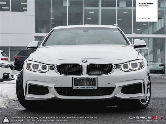 2015 BMW 435i xDrive Gran Coupe (Stk: B36670A) in Hamilton - Image 2 of 26