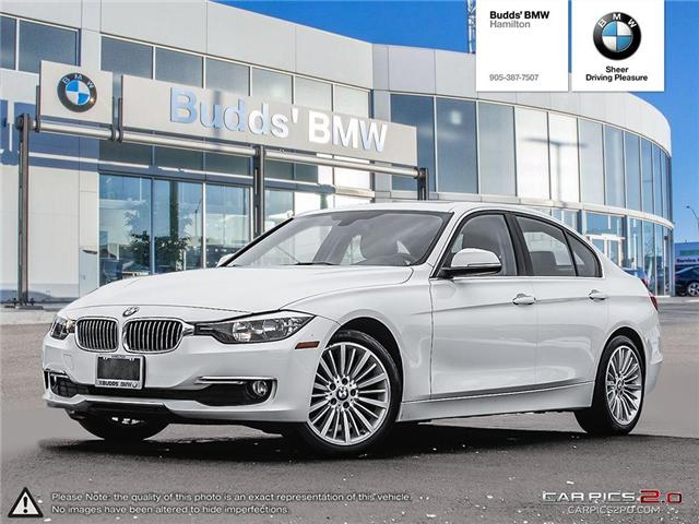 2015 BMW 320i xDrive (Stk: T47941PA) in Hamilton - Image 1 of 23