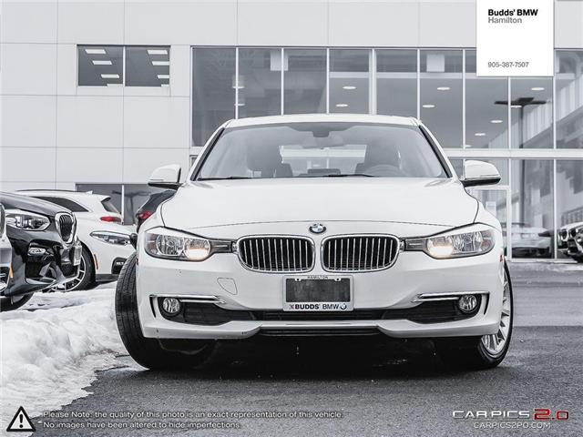 2015 BMW 320i xDrive (Stk: T47941PA) in Hamilton - Image 2 of 23