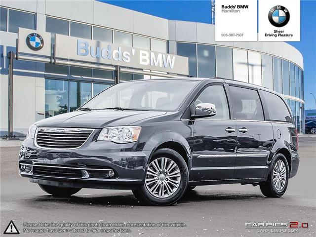 2014 Chrysler Town & Country Touring-L (Stk: T40967B) in Hamilton - Image 1 of 27