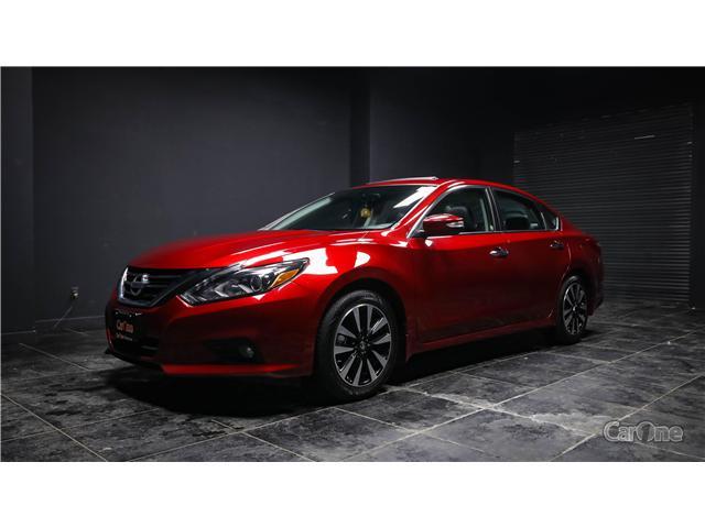 2018 Nissan Altima 2.5 SL Tech (Stk: CJ19-56) in Kingston - Image 4 of 38