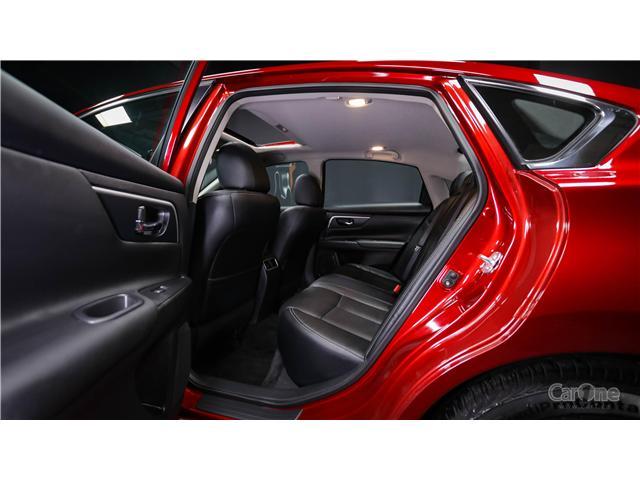 2018 Nissan Altima 2.5 SL Tech (Stk: CJ19-56) in Kingston - Image 9 of 38