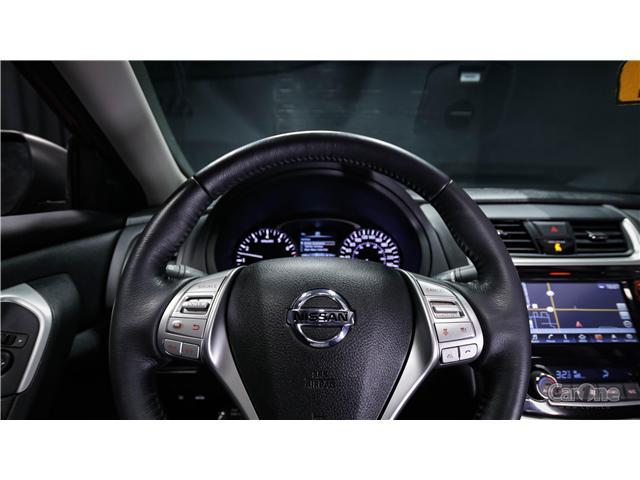 2018 Nissan Altima 2.5 SL Tech (Stk: CJ19-56) in Kingston - Image 20 of 38
