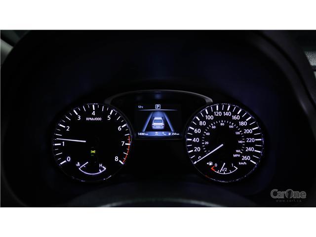 2018 Nissan Altima 2.5 SL Tech (Stk: CJ19-56) in Kingston - Image 21 of 38