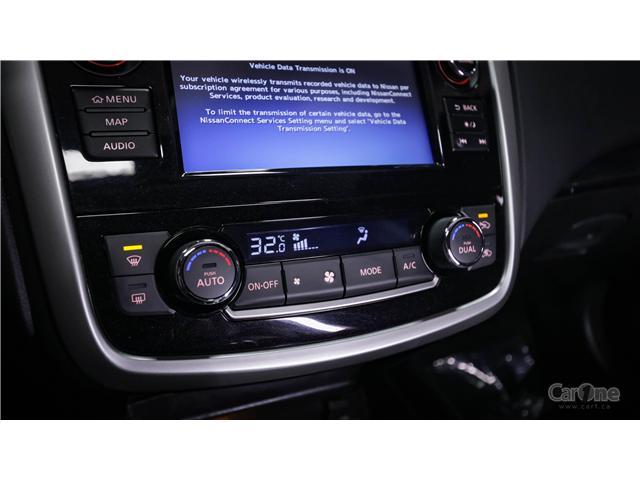 2018 Nissan Altima 2.5 SL Tech (Stk: CJ19-56) in Kingston - Image 27 of 38