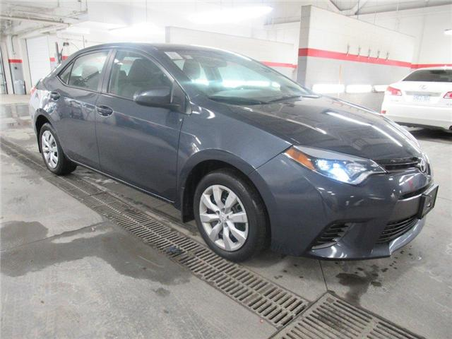 2016 Toyota Corolla LE (Stk: 15948A) in Toronto - Image 1 of 12
