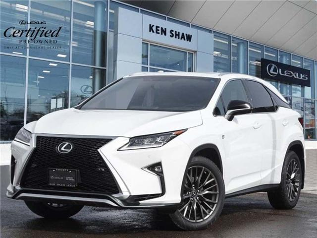 2016 Lexus RX 350 Base (Stk: 15930A) in Toronto - Image 1 of 20