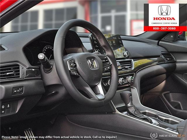 2019 Honda Accord Sport 1.5T (Stk: 19506) in Cambridge - Image 12 of 24