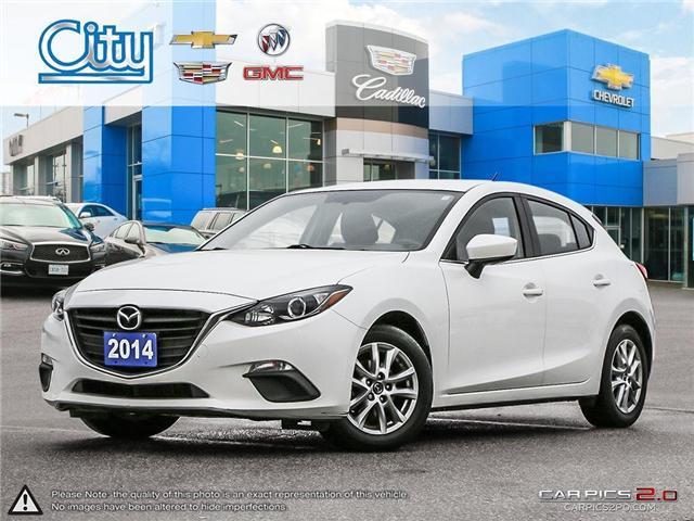 2014 Mazda Mazda3 GS-SKY (Stk: 2829362A) in Toronto - Image 1 of 27