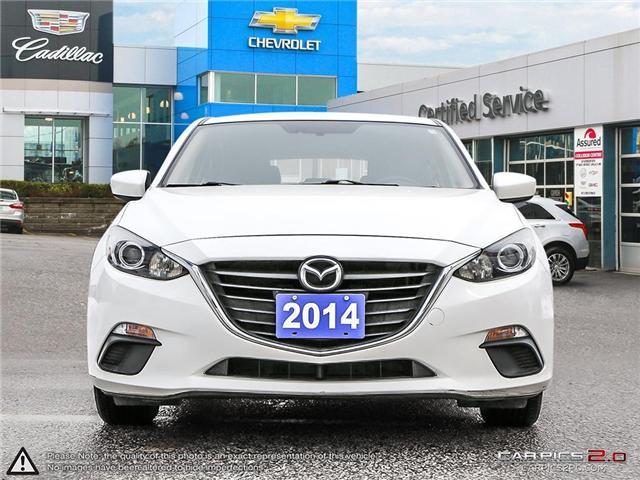 2014 Mazda Mazda3 GS-SKY (Stk: 2829362A) in Toronto - Image 2 of 27