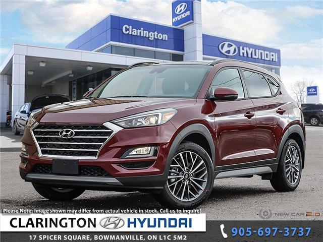 2019 Hyundai Tucson Luxury (Stk: 19002) in Clarington - Image 1 of 24