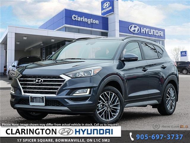 2019 Hyundai Tucson Luxury (Stk: 19075) in Clarington - Image 1 of 24