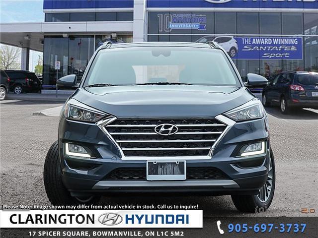 2019 Hyundai Tucson Luxury (Stk: 19075) in Clarington - Image 2 of 24