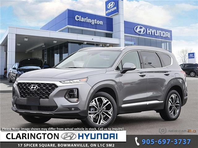 2019 Hyundai Santa Fe Ultimate 2.0 (Stk: 19091) in Clarington - Image 1 of 24