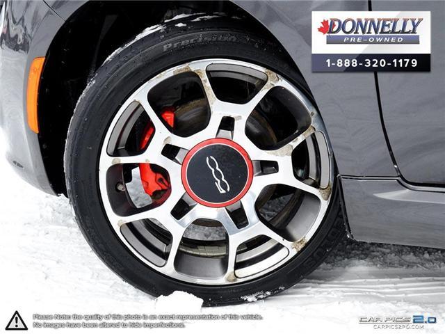 2014 Fiat 500 Sport (Stk: PBWKR585DTA) in Kanata - Image 6 of 27