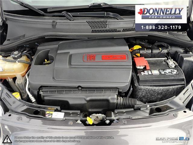 2014 Fiat 500 Sport (Stk: PBWKR585DTA) in Kanata - Image 8 of 27