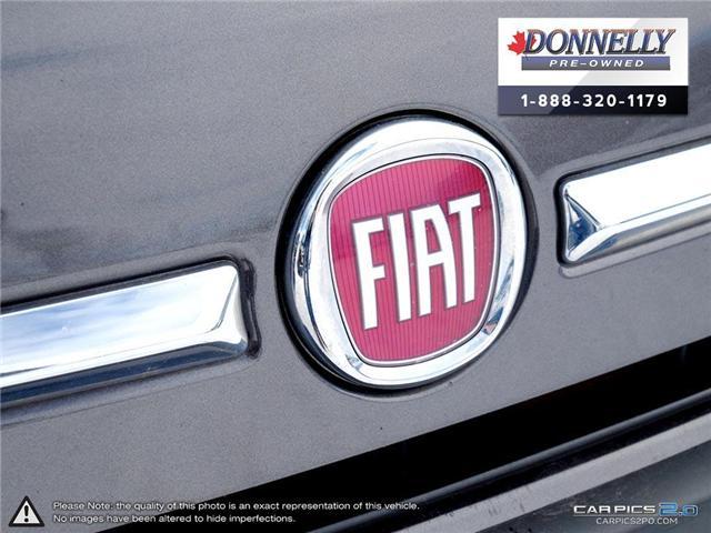 2014 Fiat 500 Sport (Stk: PBWKR585DTA) in Kanata - Image 9 of 27