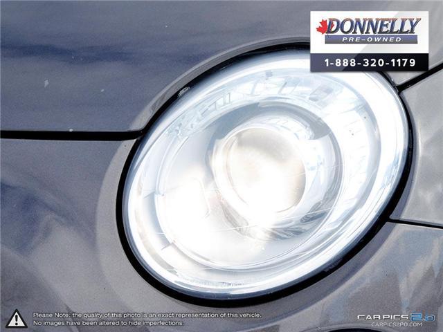 2014 Fiat 500 Sport (Stk: PBWKR585DTA) in Kanata - Image 10 of 27