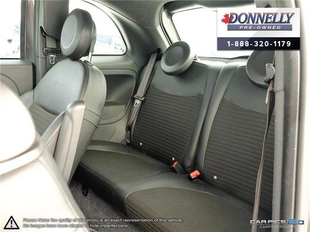 2014 Fiat 500 Sport (Stk: PBWKR585DTA) in Kanata - Image 24 of 27
