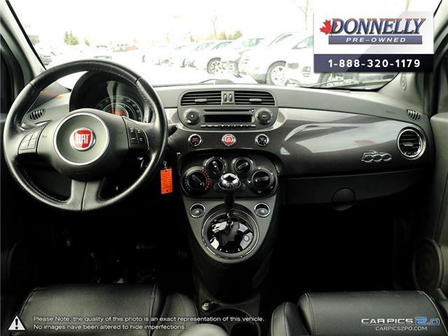 2014 Fiat 500 Sport (Stk: PBWKR585DTA) in Kanata - Image 26 of 27