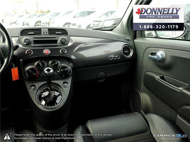 2014 Fiat 500 Sport (Stk: PBWKR585DTA) in Kanata - Image 27 of 27
