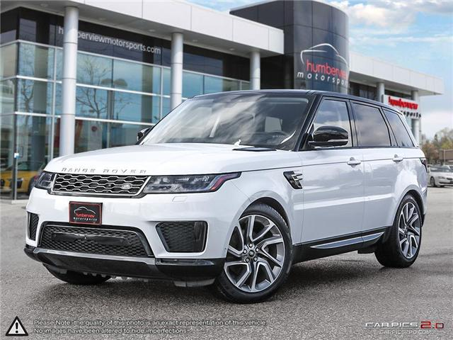 2018 Land Rover Range Rover Sport HSE (Stk: 19MSX058) in Mississauga - Image 1 of 27