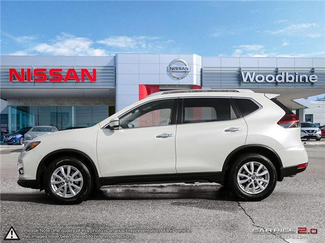 2019 Nissan Rogue SV (Stk: P7234A) in Etobicoke - Image 3 of 27