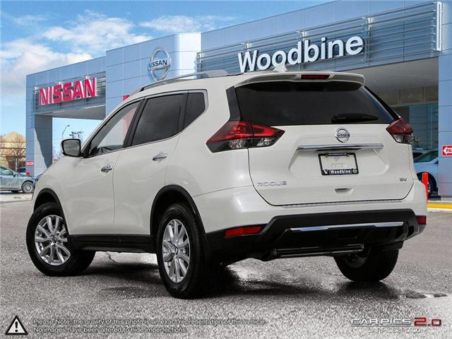 2019 Nissan Rogue SV (Stk: P7234A) in Etobicoke - Image 4 of 27