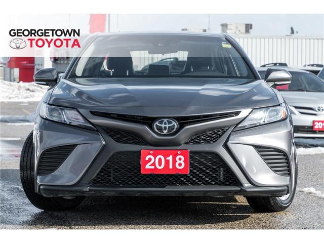 2018 Toyota Camry  (Stk: 18-91198) in Georgetown - Image 2 of 18
