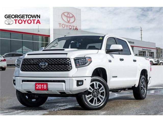2018 Toyota Tundra  (Stk: 18-31799) in Georgetown - Image 1 of 20