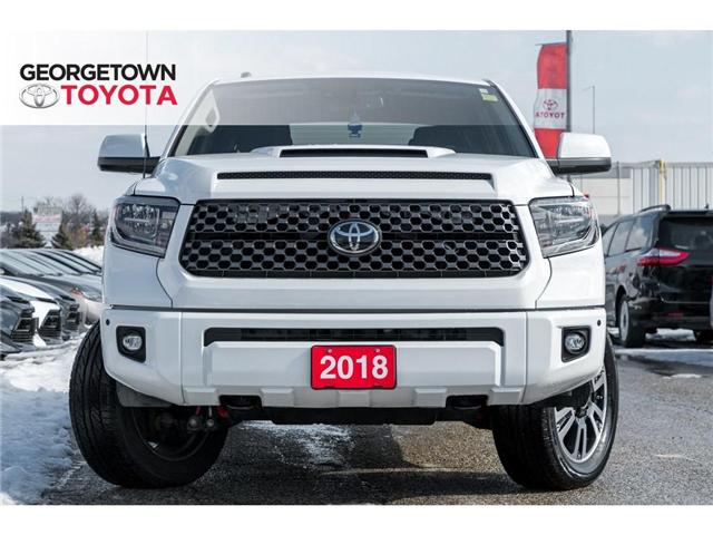 2018 Toyota Tundra  (Stk: 18-31799) in Georgetown - Image 2 of 20