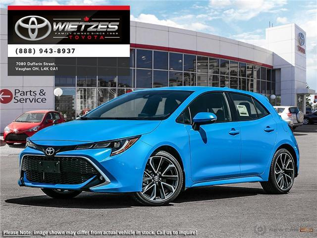 2019 Toyota Corolla Hatchback XSE Package (Stk: 68098) in Vaughan - Image 1 of 24