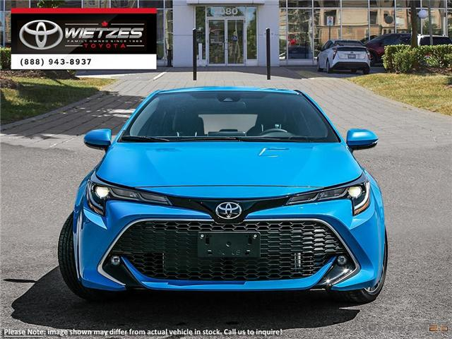 2019 Toyota Corolla Hatchback XSE Package (Stk: 68098) in Vaughan - Image 2 of 24