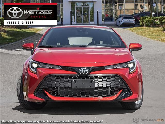 2019 Toyota Corolla Hatchback SE Package (Stk: 68075) in Vaughan - Image 2 of 24