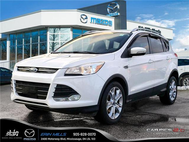 2014 Ford Escape Titanium (Stk: 19-0083A) in Mississauga - Image 1 of 23